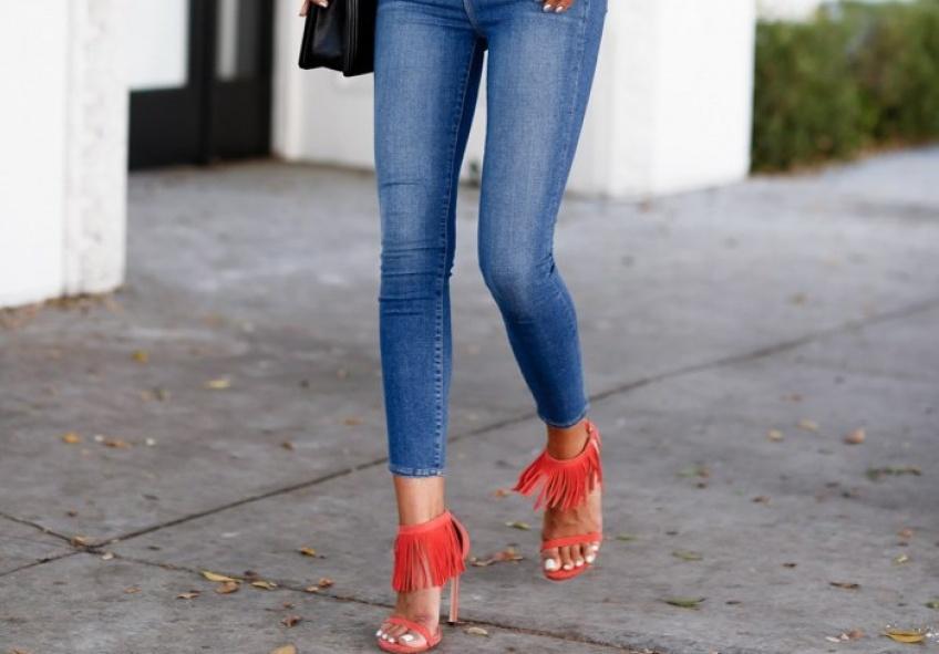 #HTW : Quelle paire de chaussures porter avec un jean skinny ?