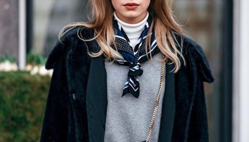 30 foulards parfaits pour les soirées d'automne