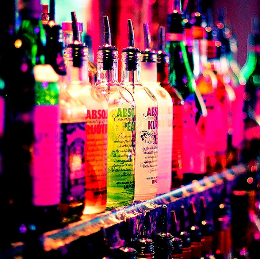 Vodka Lab : le concept de cave à vodka existe en France !