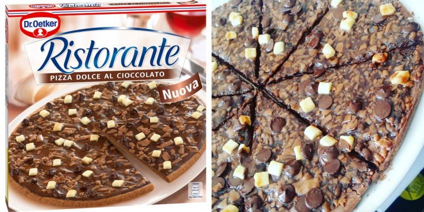 Alerte ! Il existe maintenant des pizzas au chocolat et vous allez complètement craquer !