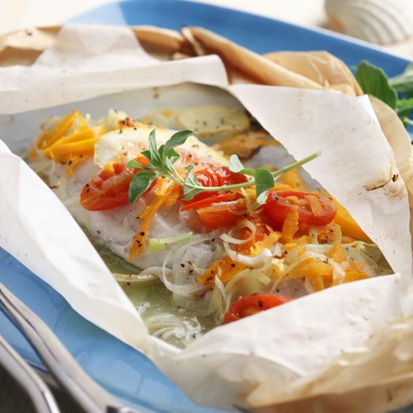 5 recettes de papillotes pour vos dîners healthy
