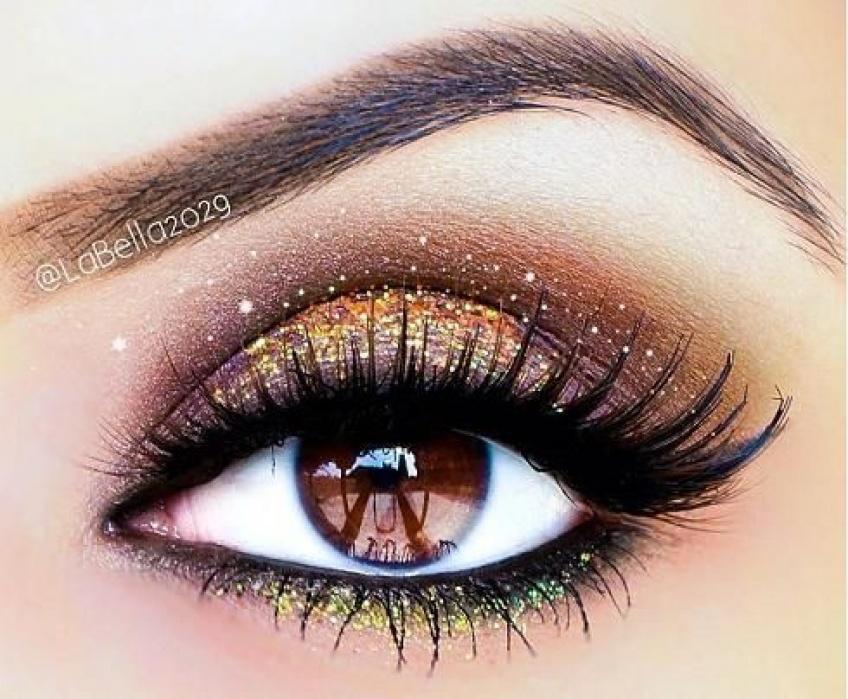 Les meilleures palettes pour maquiller les yeux marron