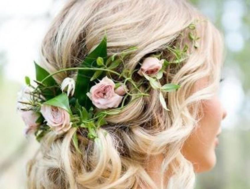 20 sublimes coiffures pour les mariées !