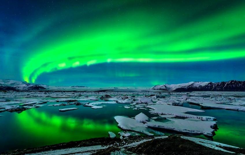 7 spots dans le monde pour observer des aurores boréales
