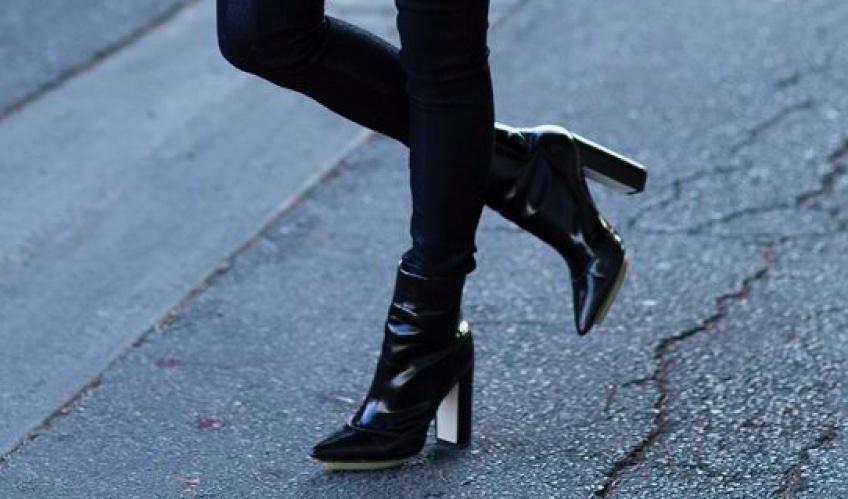 25 paires de bottines à talons pour vous donner de la hauteur avec style!