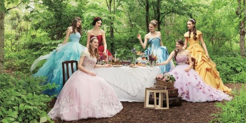 Alerte ! Ces robes de mariée Disney sont absolument magnifiques !