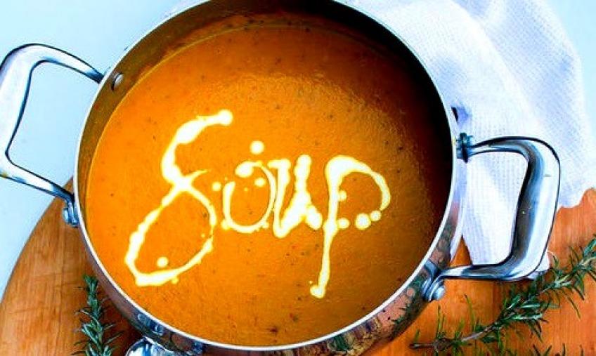 5 délicieuses recettes de soupe maison et minceur pour réchauffer vos soirées !