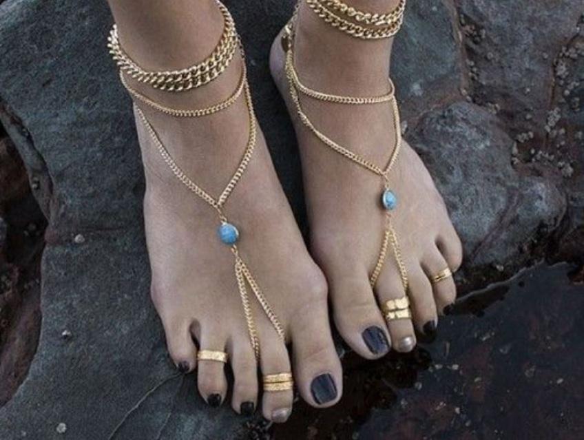 20 inspirations pour mettre en valeur les ongles de vos pieds !