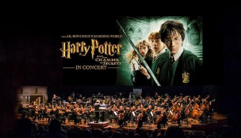 Alerte ! Le ciné-concert Harry Potter revient bientôt en France !
