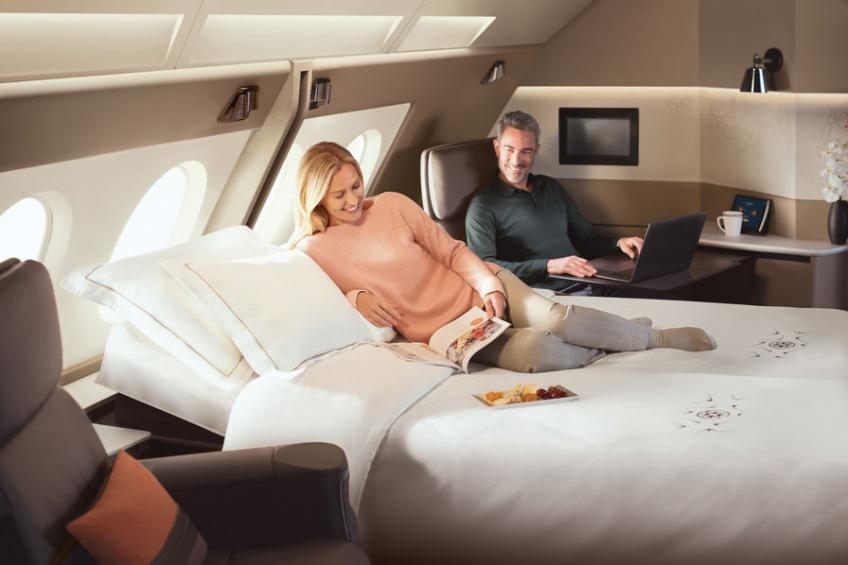 Une compagnie aérienne transforme ses A380 en hôtels luxueux !