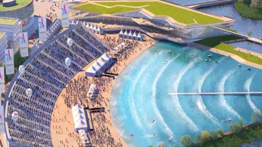 Un nouveau spot de surf va voir le jour dans le 93 !