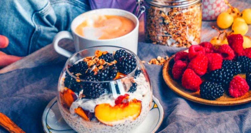 15 idées de délicieux petits-déj qui aident à perdre du poids !