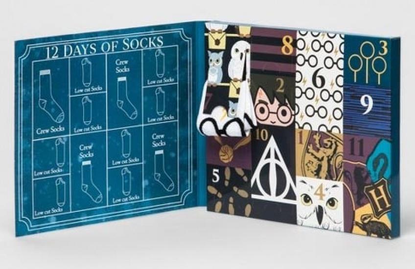 Alerte ! Craquez pour ce calendrier de l'Avent Harry Potter !