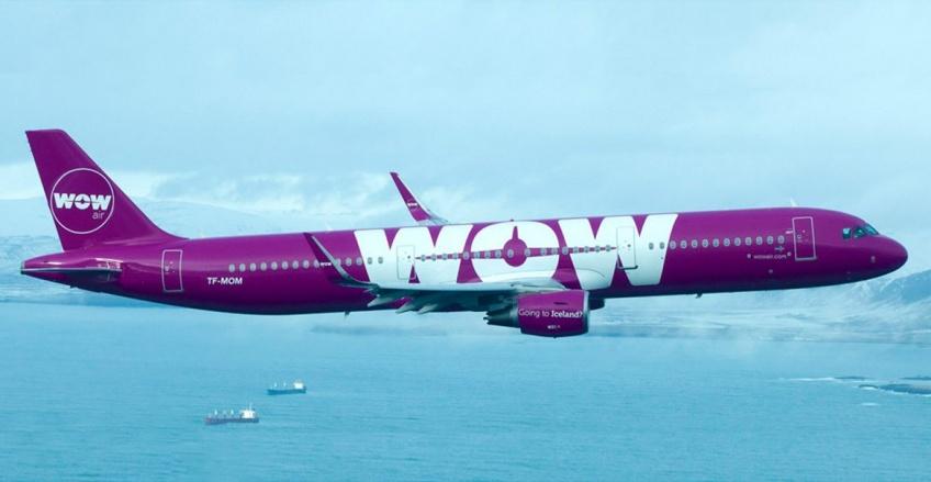 Alerte ! WOW Air propose maintenant des vols Londres-New York à 99 £ !