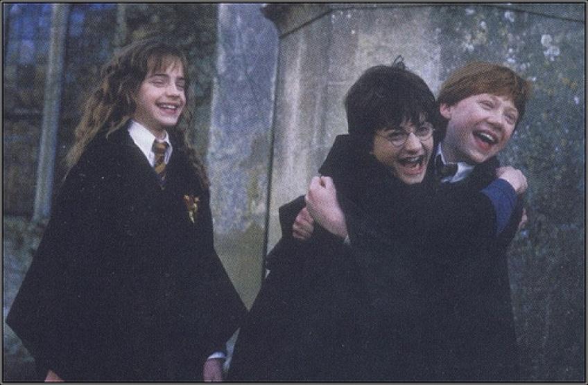 Selon la science, les lecteurs d'Harry Potter seraient de meilleures personnes que les autres !