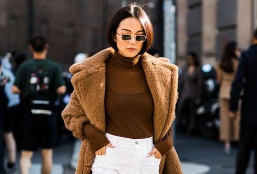 Comment porter le marron sans ressembler à un émoji poo ?