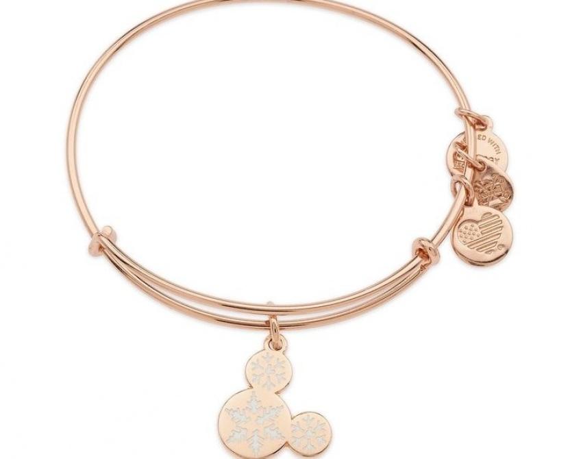 Alerte ! Il existe un bracelet Disney en or rose et vous allez craquer !