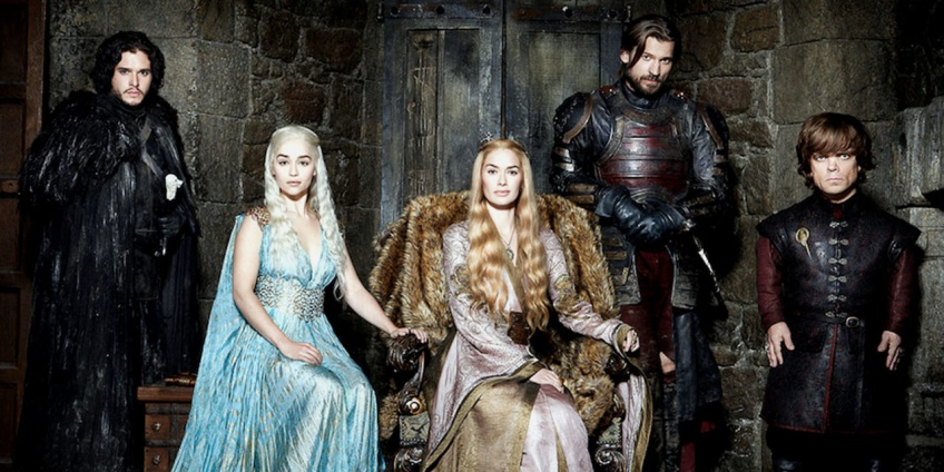 Vivez un marathon Game of Thrones exceptionnel de 63h à Londres !