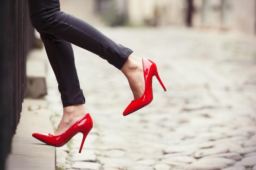35 paires de souliers vernis pour faire briller vos pieds !