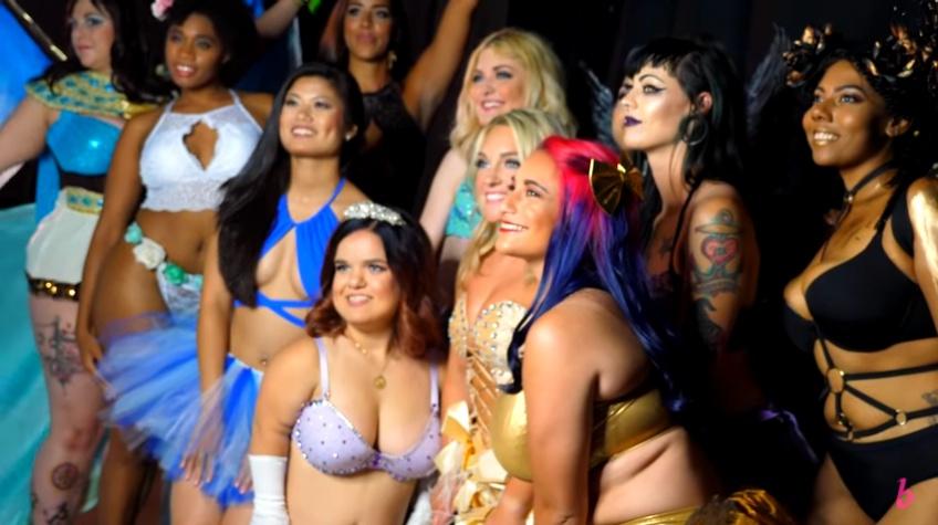 Ces femmes imaginent un défilé anti Victoria's Secret pour célébrer tous les corps !