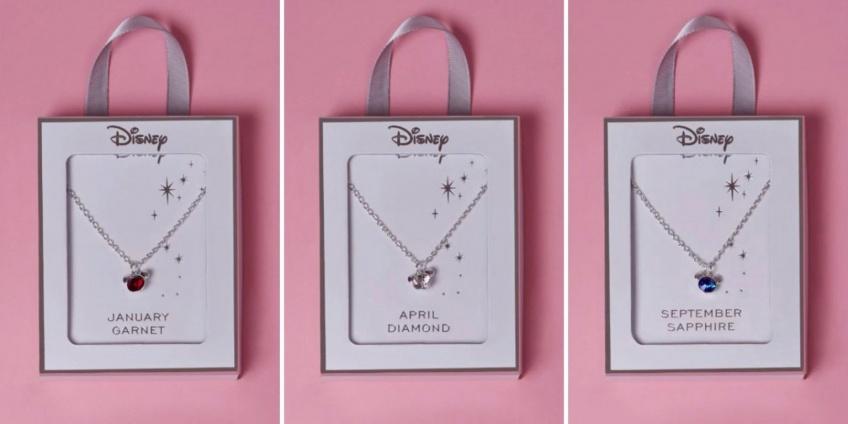 Alerte ! Primark dévoile des colliers Disney avec nos pierres de naissance et ils sont à tomber !
