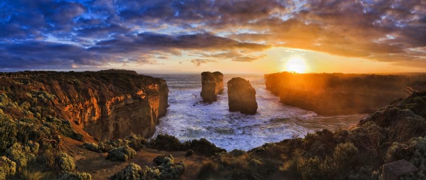12 des plus beaux spots de coucher de soleil au monde