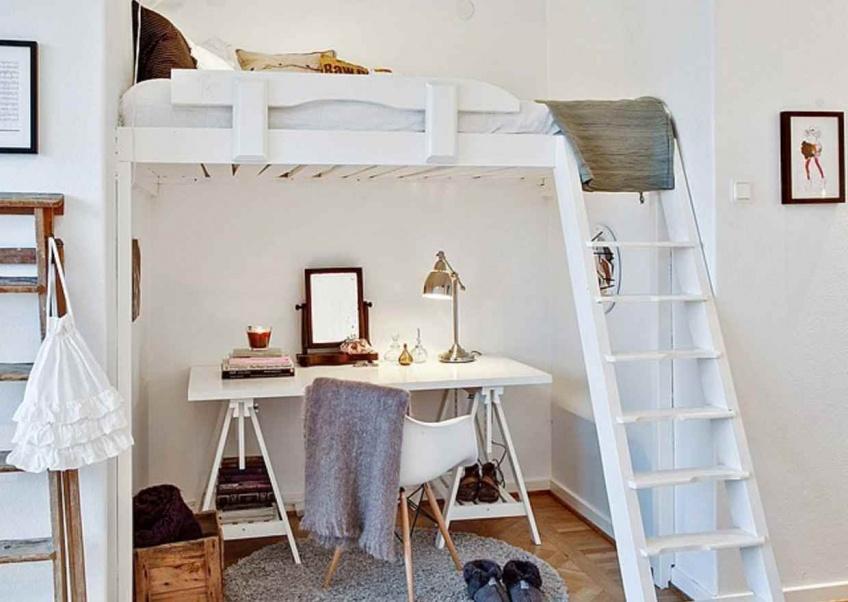 10 tips ultra-malins pour optimiser les petits espaces