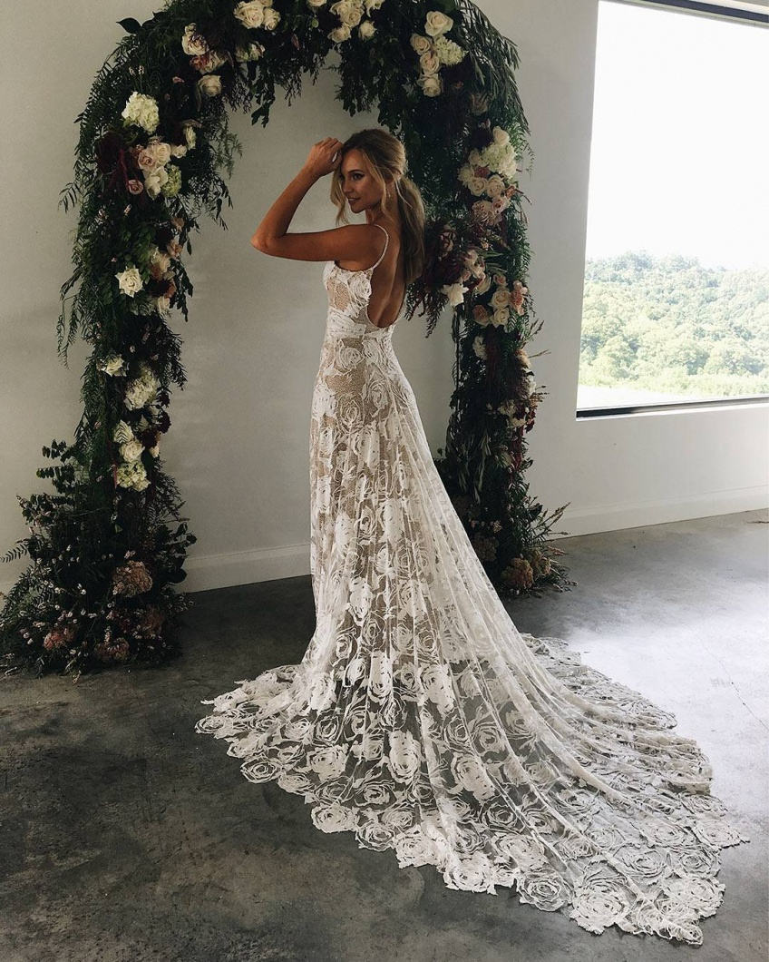Instant découverte #99 : Grace Loves Lace la marque de robes de mariée pour toutes les mariées bohèmes !