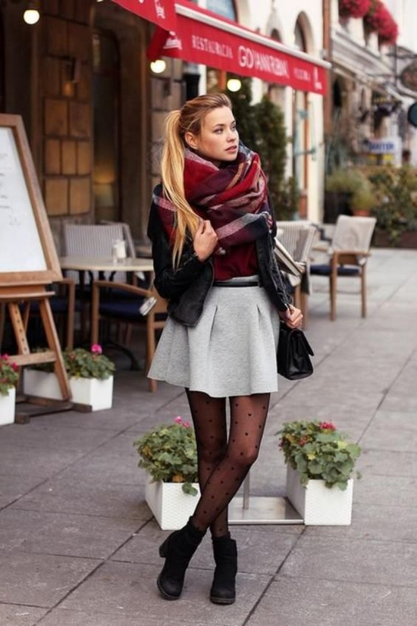 20 sublimes jupes patineuses à tomber pour l'hiver