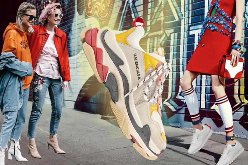 Les baskets moches : de vilaines petites sneakers à it-shoes, il n'y a qu'un pas !