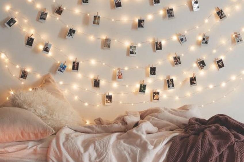 La guirlande lumineuse : le meilleur accessoire déco pour un intérieur cosy