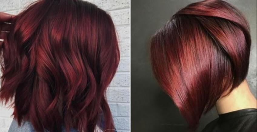 La tendance vin chaud est la coloration idéale pour réchauffer vos cheveux