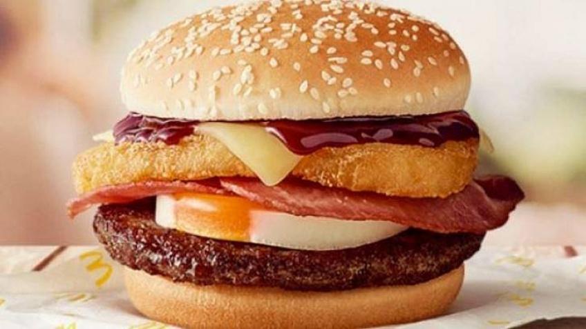 ALERTE : Mcdonald's lance le 'Big Brekkie Burger' et on en est complètement fan !