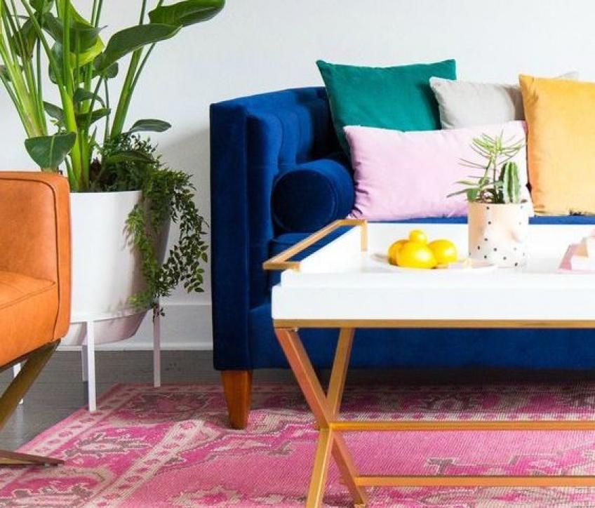 10 idées magnifiques pour oser la couleur dans votre intérieur !