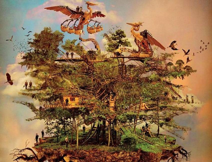 Alerte : une nouvelle attraction touristique va voir le jour sur l'île de Nantes : l'arbre aux Hérons