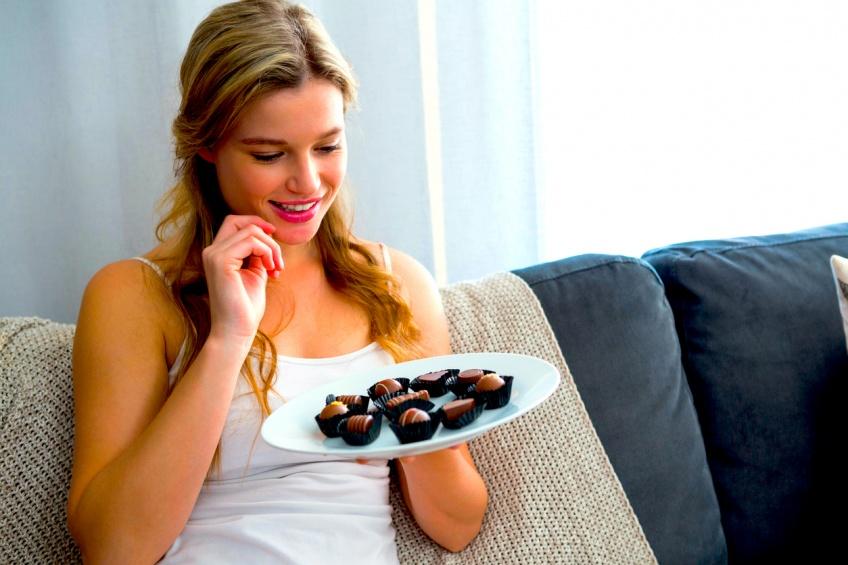 Cette maman cuisine son placenta pour en faire des truffes en chocolat !
