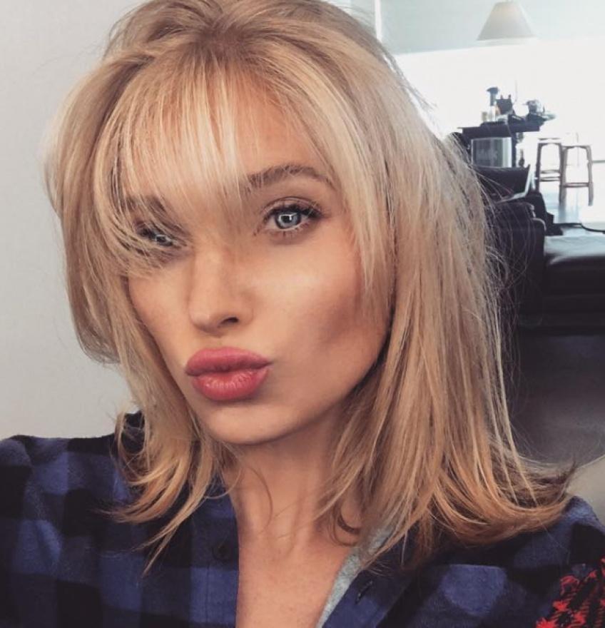 On s'inspire des coupes de cheveux actuelles des Anges de Victoria's Secret