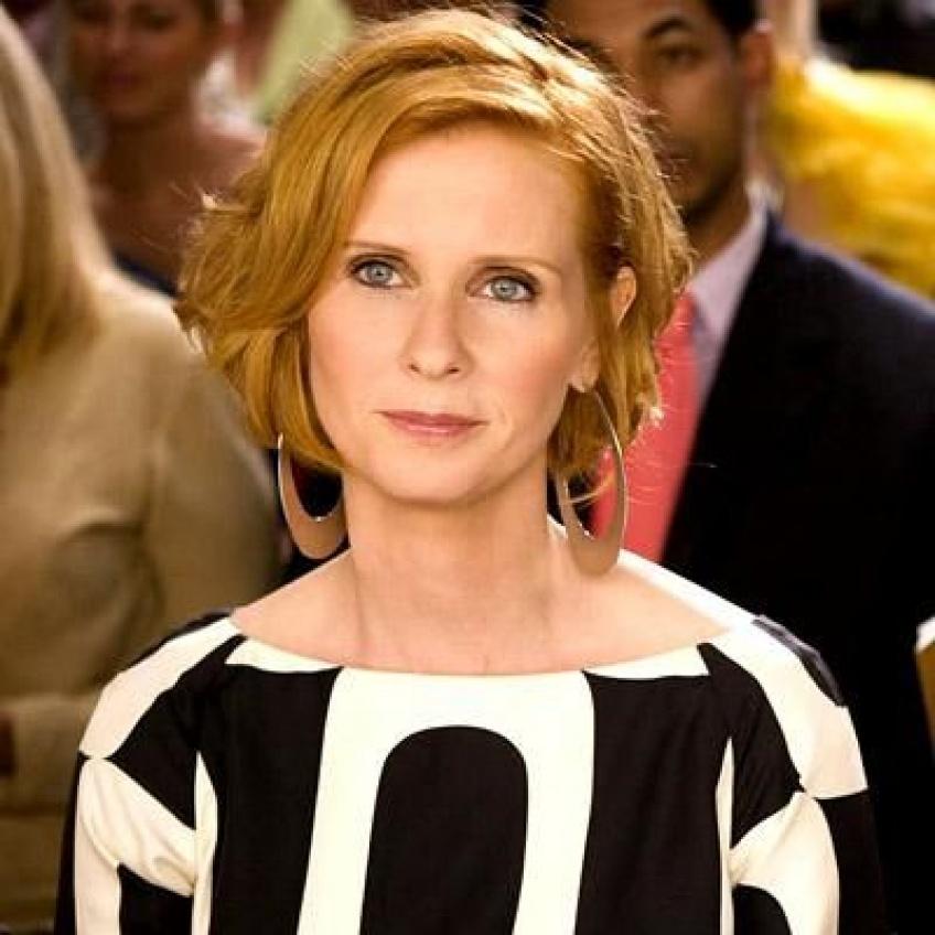 ALERTE : Cynthia Nixon alias Miranda Hobbes est candidate au poste de gouverneur de New York !