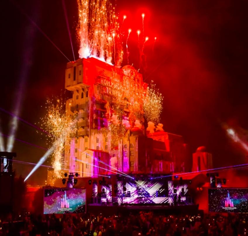 Alerte : Disneyland Paris organise un festival de musique électronique, l'Electroland !