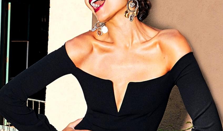 La robe bardot parfaite pour vous dévoiler, mais pas trop !