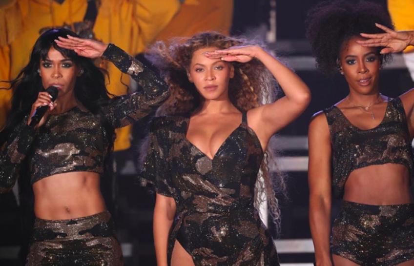 ALERTE : Beyoncé a mis le feu sur scène à Coachella !