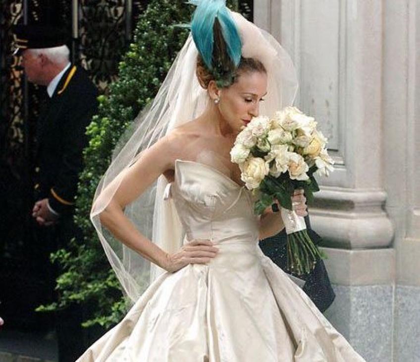 Sarah Jessica Parker lance sa première collection de robes de mariées !