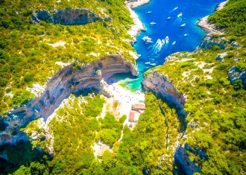 Et si cet été vous décidiez de partir en Croatie sur ses îles paradisiaques ?
