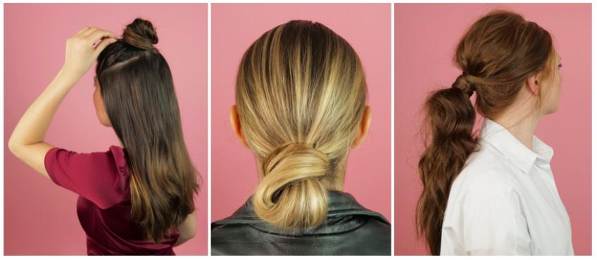 5 coiffures ultra-faciles à réaliser pour toutes les working girls pressées !