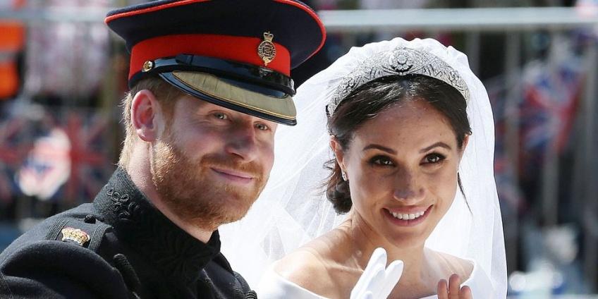 La manucure royale Meghan et Harry fait le buzz sur Instagram