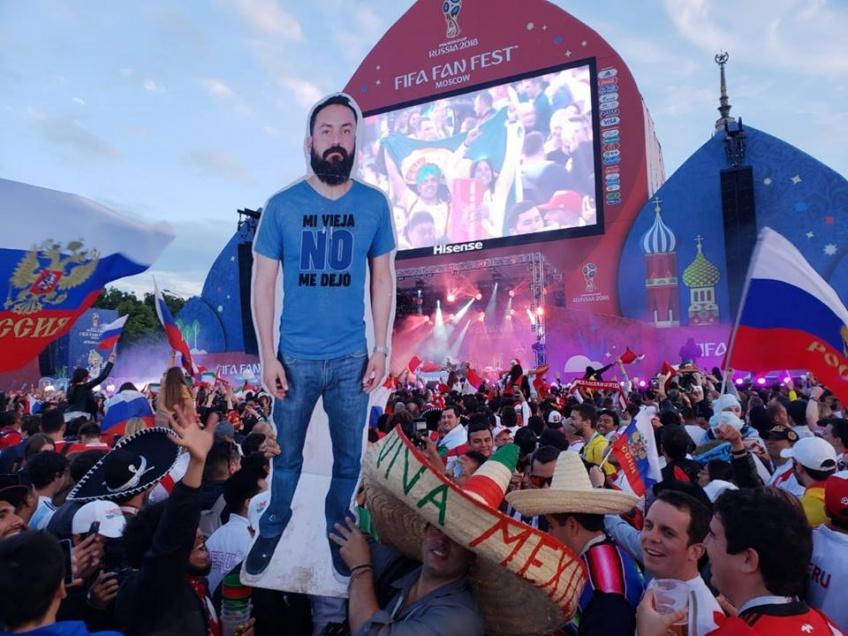 Une femme interdit à son mari de se rendre en Russie pour la Coupe du Monde !
