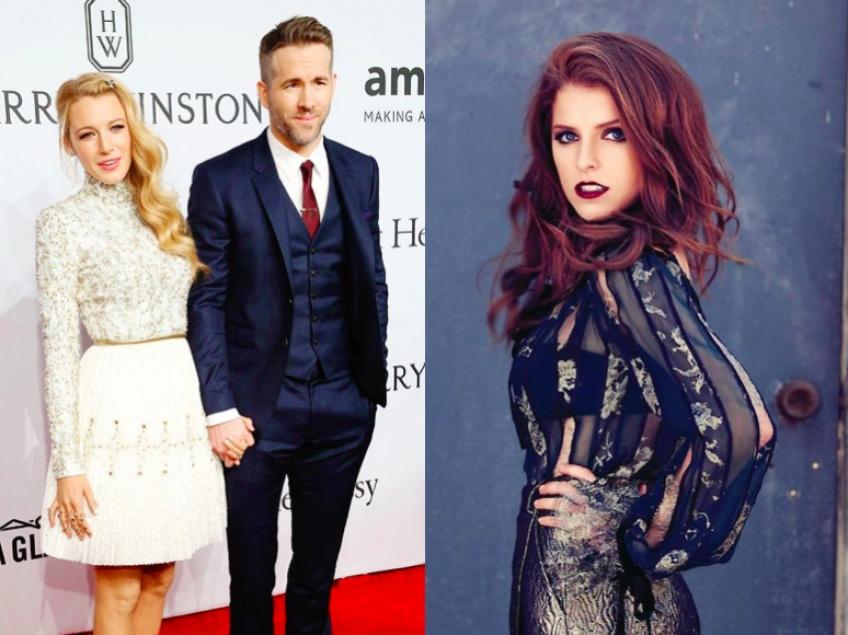 Blake Lively, Ryan Reynolds et Anna Kendrick se taclent sur Instagram