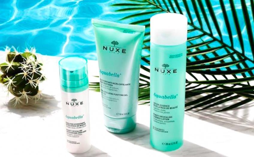 Devenez testeuse de la toute nouvelle gamme de soins Nuxe