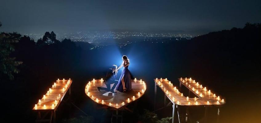 Les plus belles demandes en mariage repérées sur Instagram !