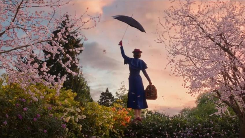 La bande d'annonce du remake de Mary Poppins enfin dévoilé !